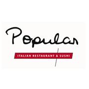 logo Burger Popular